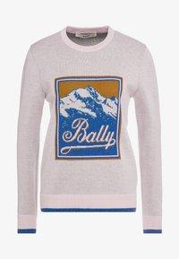 Bally - Jumper - blush - 3