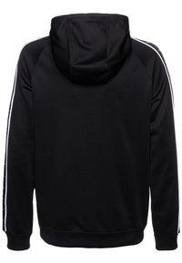 Nike Sportswear - HOODY TAPE - Sweatjacke - black/white - 1