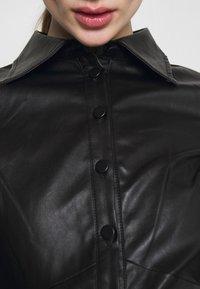 Fashion Union - CEDAR - Blůza - black - 4