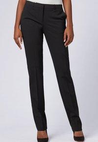 BOSS - TAMEA - Trousers - black - 0