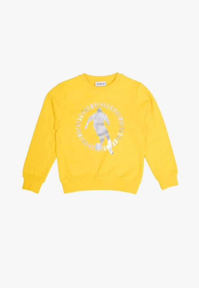 Felpa - giallo