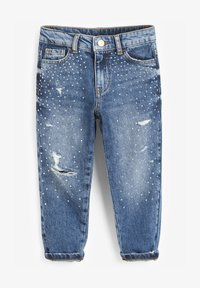 Next - MOM  - Relaxed fit jeans - blue - 0