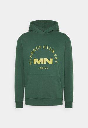 CLUB HOODIE UNISEX - Sweatshirt - green