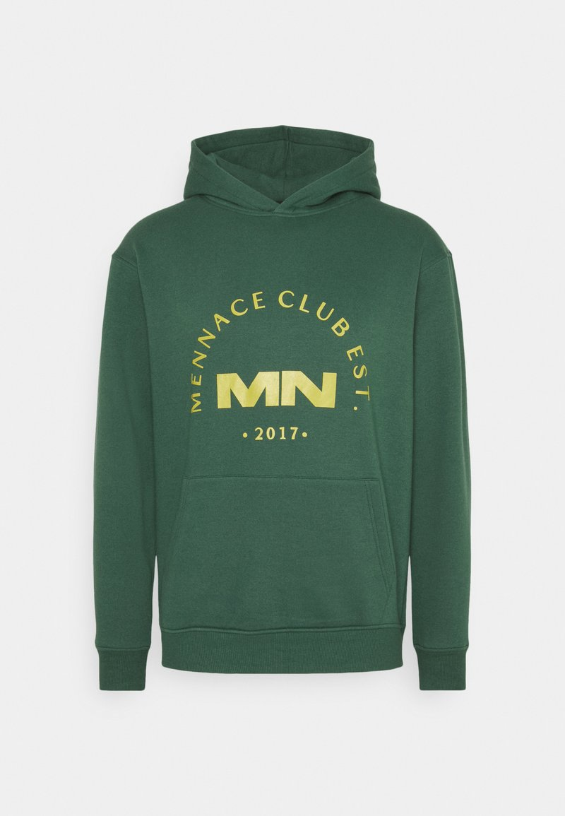 Mennace - CLUB HOODIE UNISEX - Sweatshirt - green