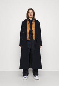 Gipsy - Leather jacket - camel - 1