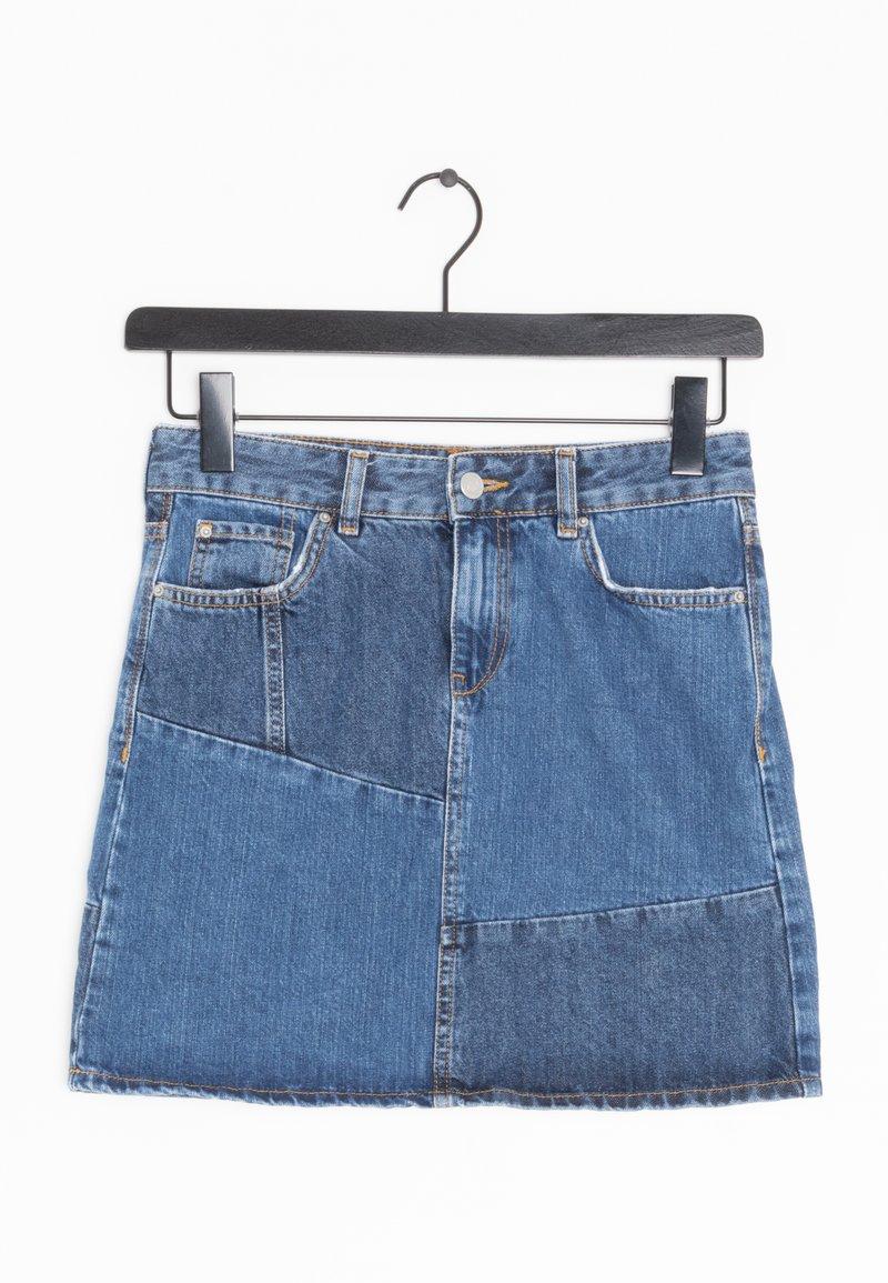 Esprit - Spódnica trapezowa - blue