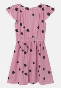 OVS - STRIPES - Žerzejové šaty - fandango pink - 1