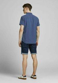 Jack & Jones PREMIUM - Shirt - dark blue denim - 2