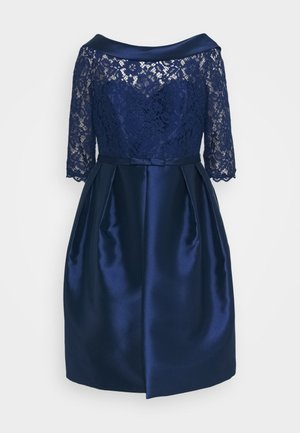 GLACE - Cocktailjurk - navy