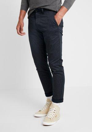 PRISTU - Spodnie materiałowe - dark navy