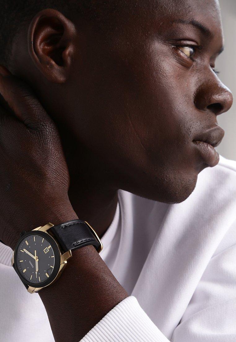 Fossil - MACHINE - Watch - schwarz