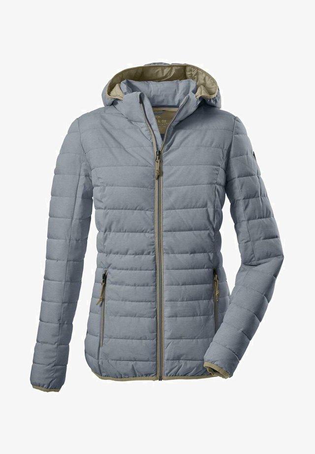 UYAKA  - Light jacket - blue grey
