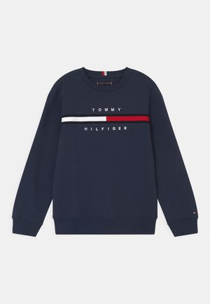 FLAG INSERT  - Sweatshirts - twilight navy