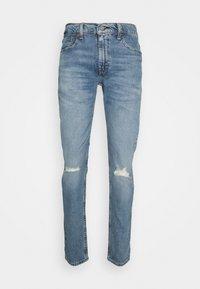 TAPER LO BALL - Slim fit jeans - dolf metal dx adv
