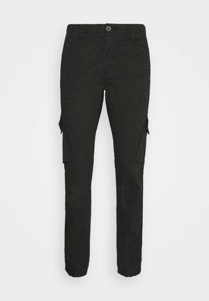 BATTLE - DELETION LIST - Cargo trousers - noir