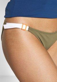 Tommy Hilfiger - SUMMER PATROL - Bikini bottoms - army green - 3