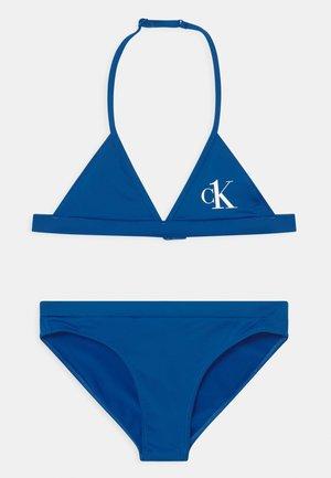 TRIANGLE SET - Bikini - bobby blue