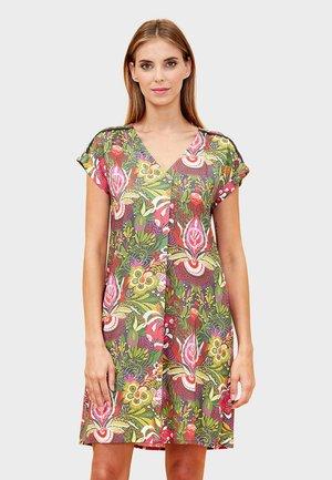 TATU - Day dress - green