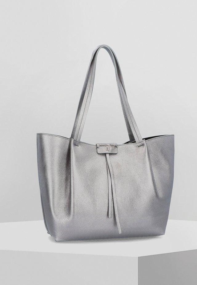 BORSA  - Tote bag - winter silver