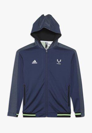 HOODIE - Training jacket - dark blue
