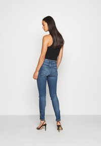 Tommy Jeans - NORA ANKLE ZIP  - Jeans Skinny Fit - jasper mid blue - 2
