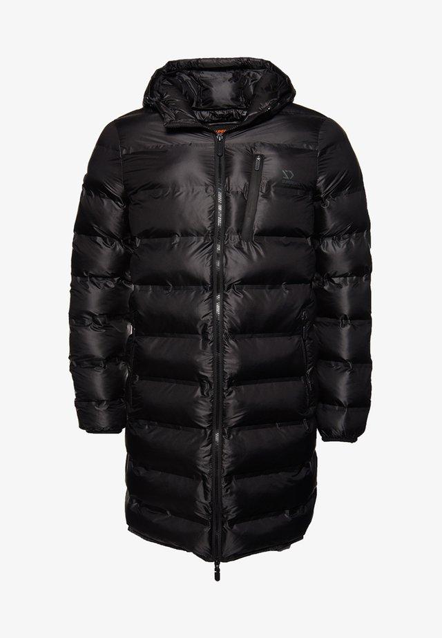 ECHO - Winter coat - jet black