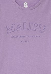 Cotton On - PENELOPE 2 PACK - T-shirt print - summer violet/cali pink - 3