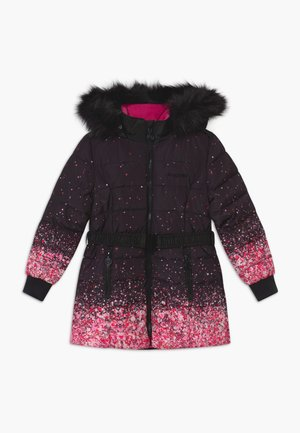 CHAQ AGUACATE - Winter coat - black