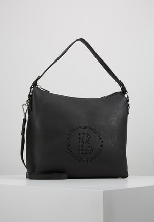 SULDEN HOBO MHZ - Handbag - black