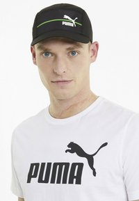 Puma - MIRAGE  - Cap - puma black - 0