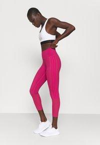 adidas Performance - Tights - pink - 3