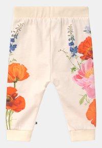 Molo - SUSANNE - Trousers - white/multi-coloured - 1