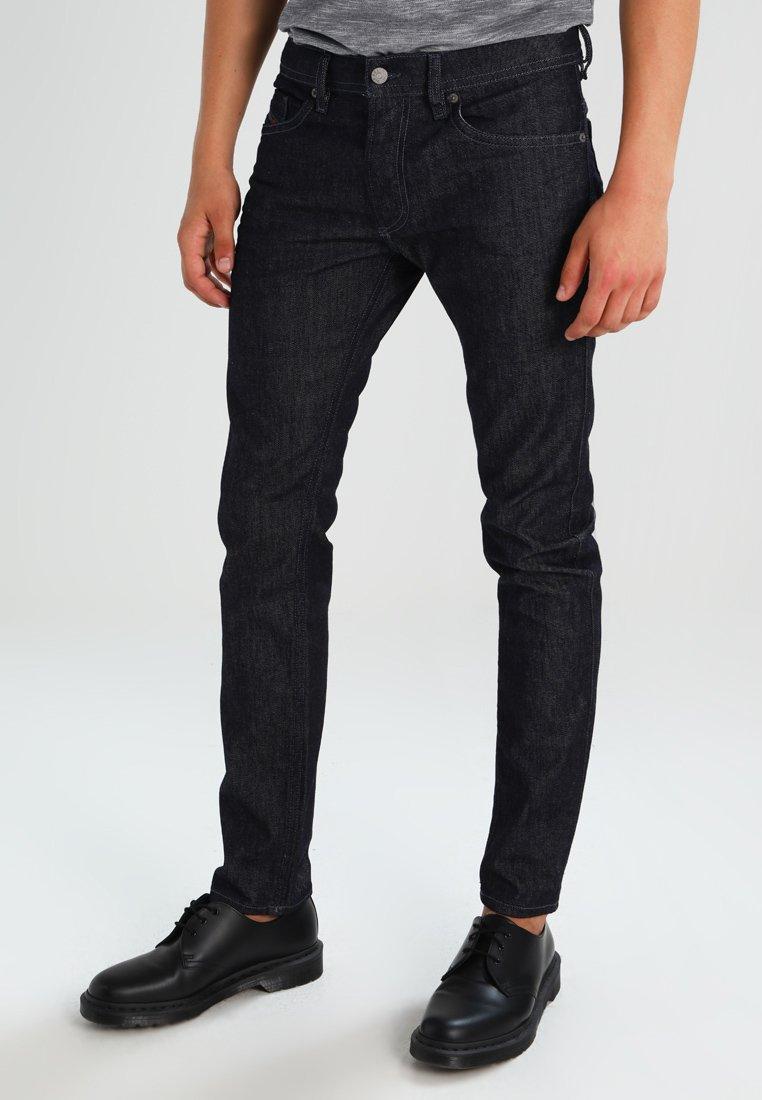 Diesel - THOMMER-X - Slim fit jeans - blue-black