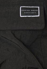 Criminal Damage - UTILITY VEST - Waistcoat - black - 3