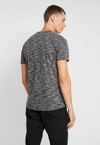 TOM TAILOR DENIM - NOS  - Basic T-shirt - black - 2