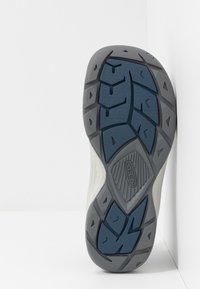 Keen - EVOFIT 1 - Walking sandals - navy/bright blue - 4