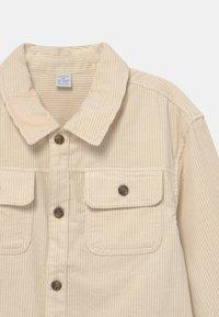 Lindex - COURTNEY  - Button-down blouse - light beige - 2