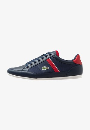 CHAYMON - Sneakers - navy/red