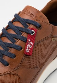 s.Oliver - Sneakers - cognac - 5