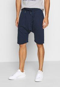 Schott - Shorts - navy - 0