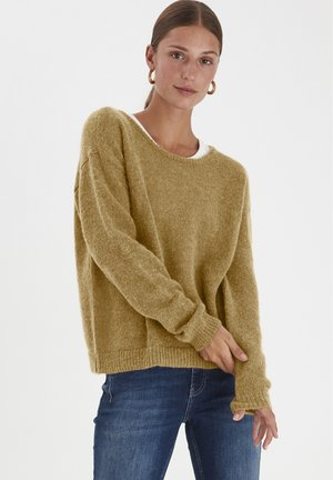 PXIRIS SPECIAL FAIR OFFER - Jumper - gothic olive