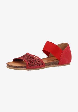 Sandaler - corallo
