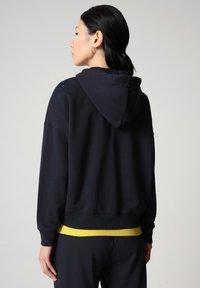 Napapijri - BILEA  - Zip-up sweatshirt - blu marine - 1
