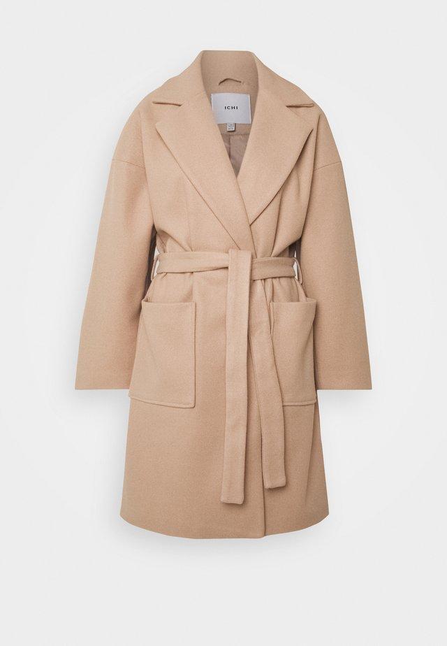 IHJANNET  - Cappotto classico - natural