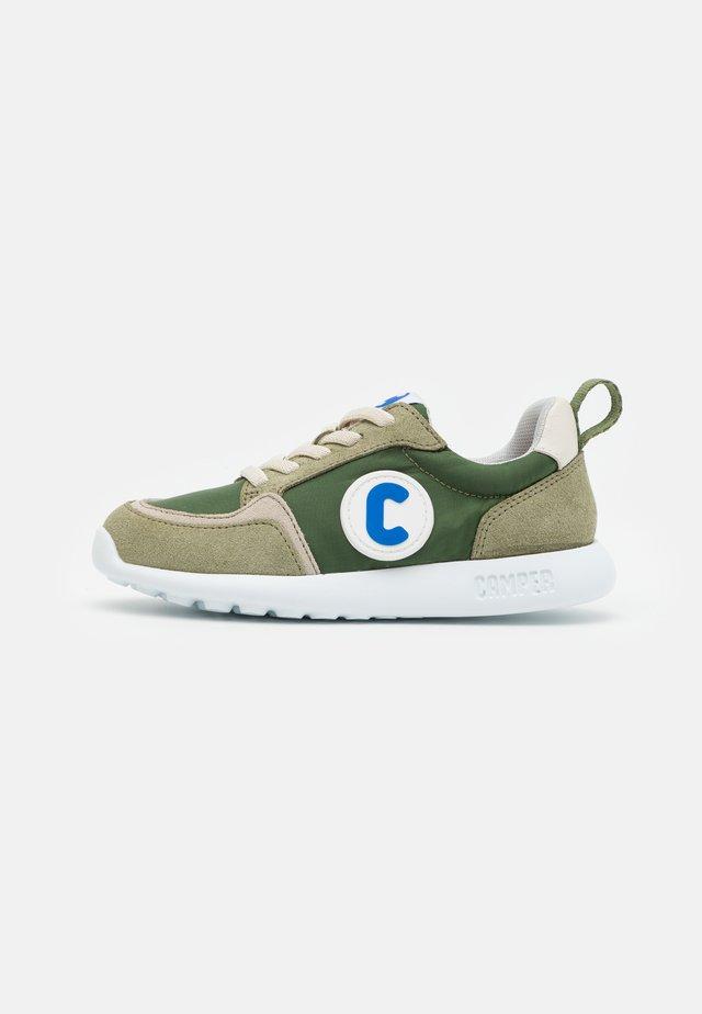 DRIFTIE KIDS - Sneakers laag - khaki