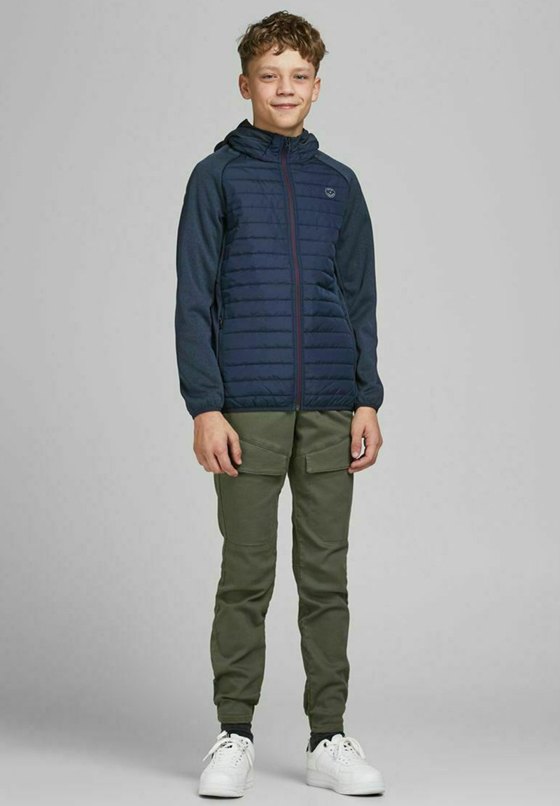 Jack & Jones Junior - Winterjas - navy blazer