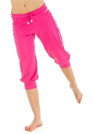 3/4 Sporthose - pink