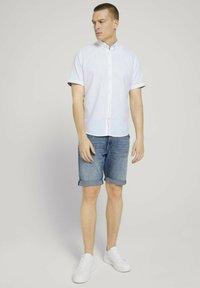 TOM TAILOR - Shirt - white - 1