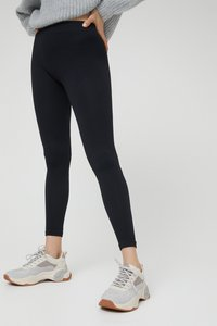 PULL&BEAR - Leggings - Trousers - black - 3