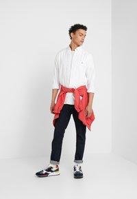 Polo Ralph Lauren - OXFORD SLIM FIT - Košile - white - 1